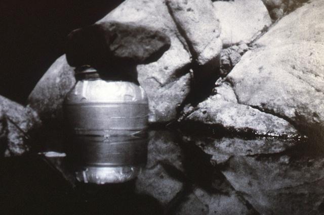 Underwater Pinhole Camera lens photo 1981
