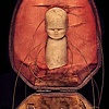 """Troubled Child assemblage 13.5""""x5""""x3"""""""