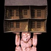 """End of the World 2010 assemblage 38""""x22""""x12"""""""