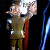 "Kilroy 1940s Polaroid pinhole photograph 1 pinhole camera 2005 10""x8"""