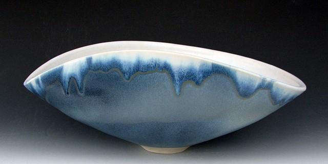 17-Inch Blue Bowl
