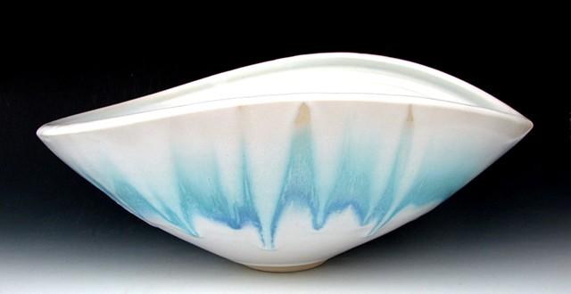 19-Inch White Bowl