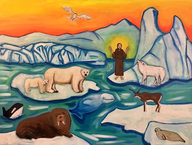 Arctic Vision of St. Francis