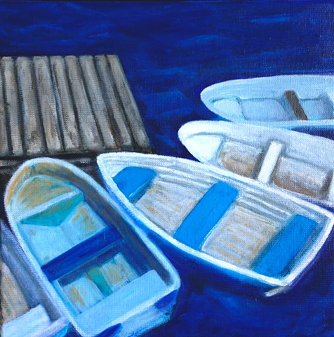 New England Rowboats