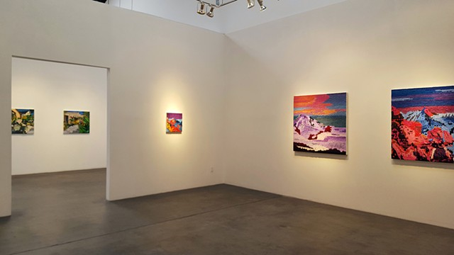Vacation Views Craig Krull Gallery Santa Monica  September 2015