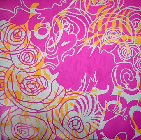 Roses 48x48