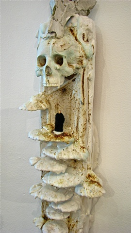 Bone Ladder of the Ascension (detail)