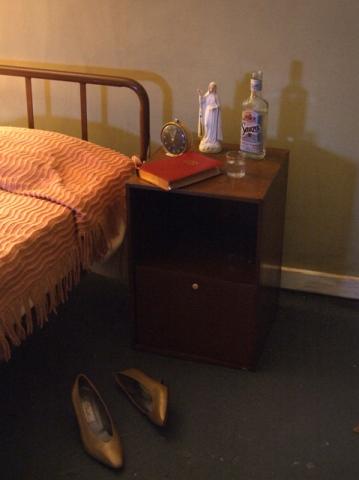 Room at  El Mirador  detail