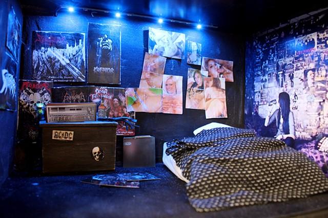 Death Metal Room