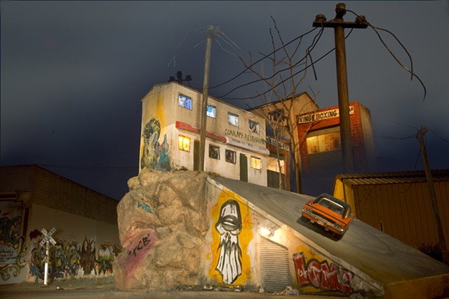 West Oakland at Night II