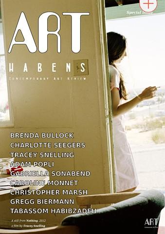 Art Habens magazine interview