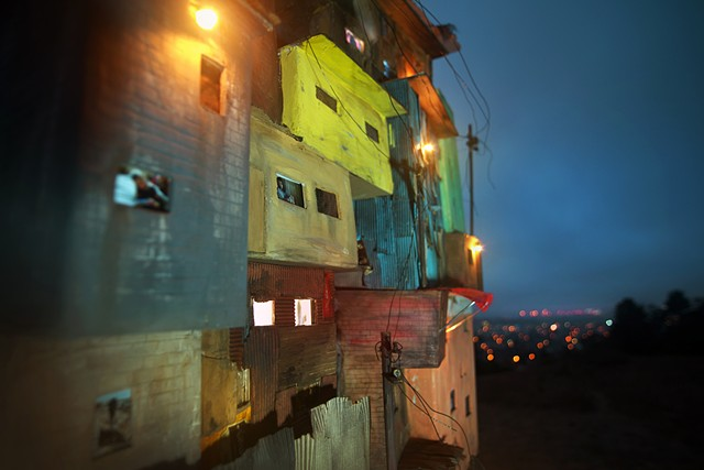One Thousand Shacks (detail)