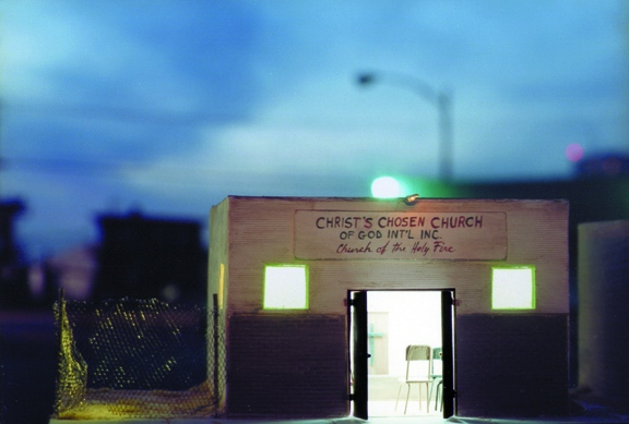 Christ's Chosen Churcj