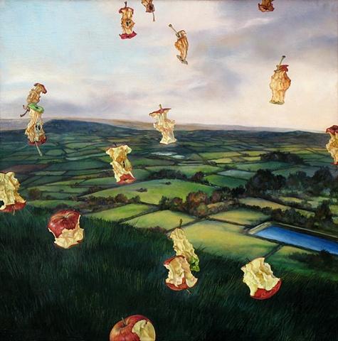 Glastonbury: Apples