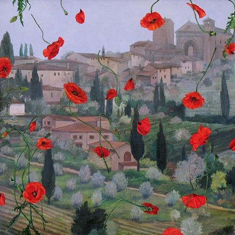 Chianti: Poppies