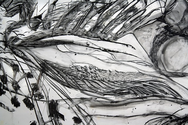 detail from Murmuration