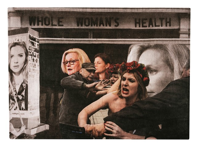2015 War on Women Art Show