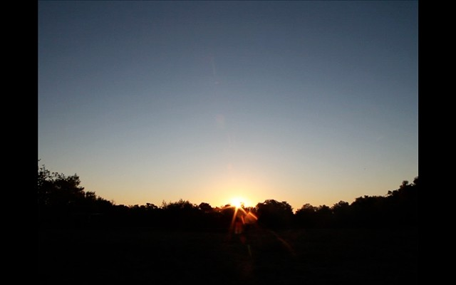 Video Still: Sunrise over Atascosa, TX