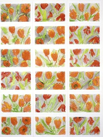 18 Tulips