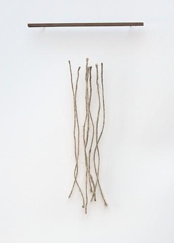 Ziejka art, fiber art, textile art, seven continents