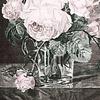 'Roses - Still Life'  Unknown Artist