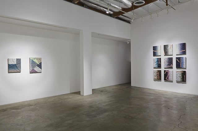 Installation View, Back Gallery