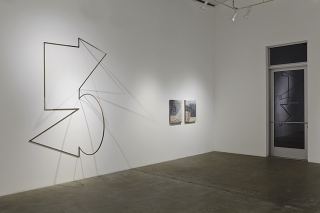 Installation View, Front Gallery