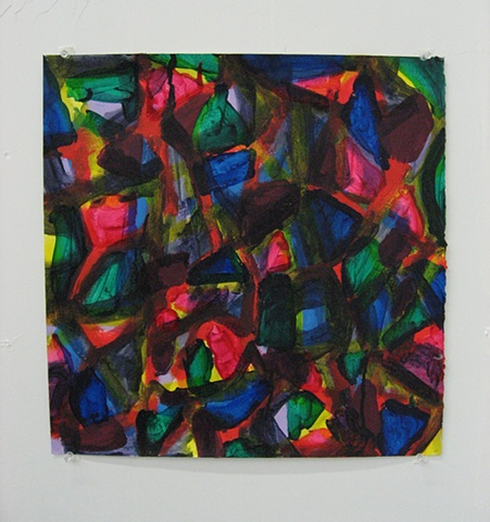 "Untitled (""Stained Glass"")"