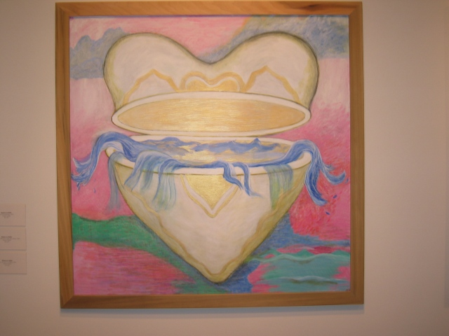 Overfilled Heart