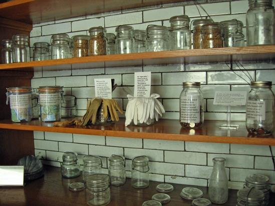 Jars Empty and Full