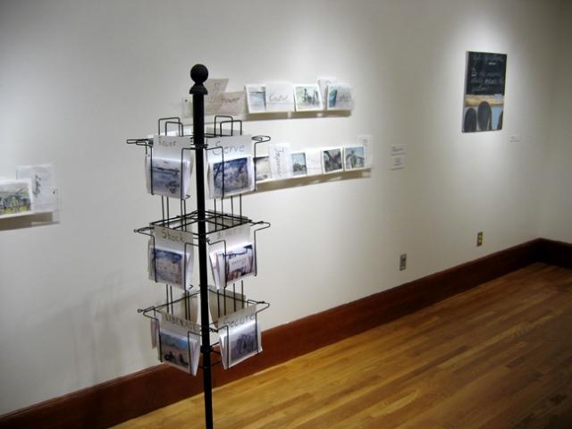 Unseen Unspoken Unnoticed installation view