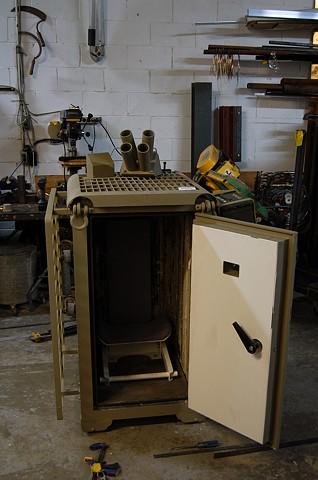 SAFE (work in progress) Preliminary interior panel application