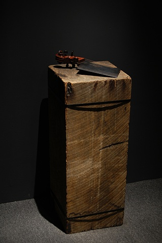 Sonata Blade (installed in Vertigo at Gallery Pierre-Francois Ouellette Art Contemporain)