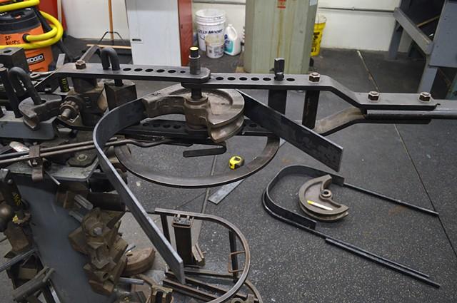 Progress Trap (Chair No.1)  work in progress