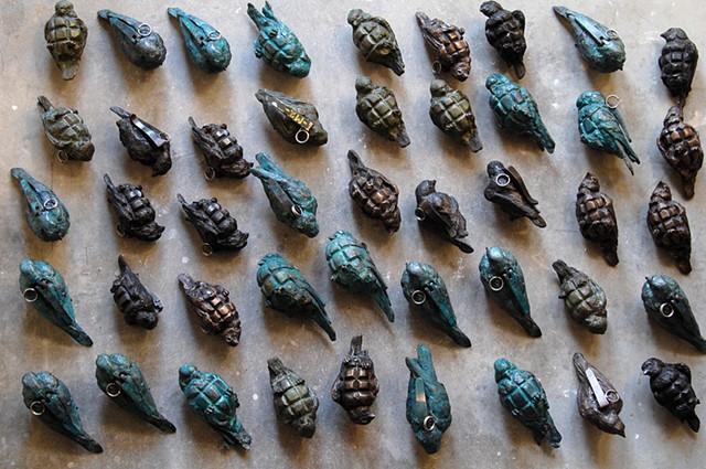 Grenade Birds