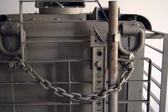 SAFE (detail) Hi-Lift Jack attachment