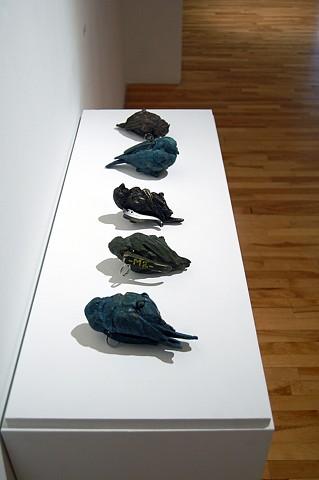 Perimeter (Grenade Birds 1-5)