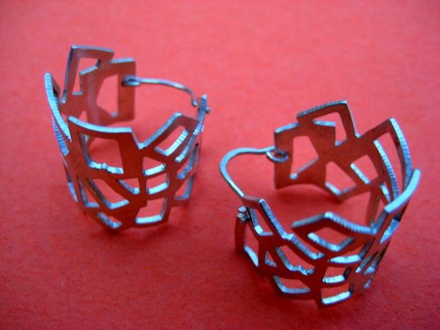 earrings geometric square rectangle sydney australia