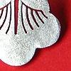 Sterling Silver Japanese Inspired Blossom Earrings