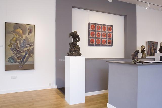 Appetite, Hay Hill Gallery, Baker St, London, 2014