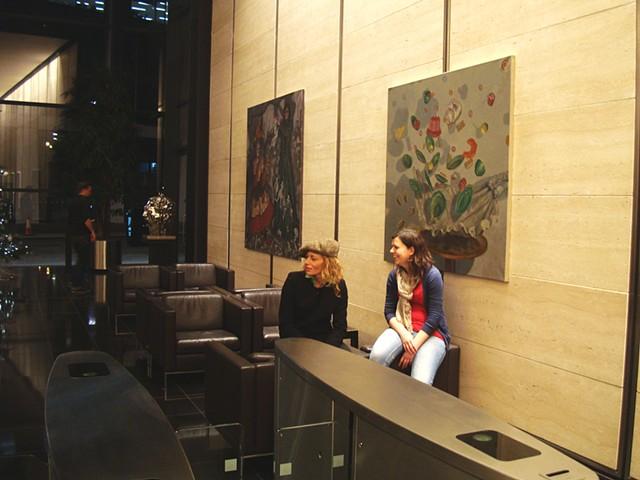 Lucid Dreams, HayHill Gallery at Art Moorhouse II