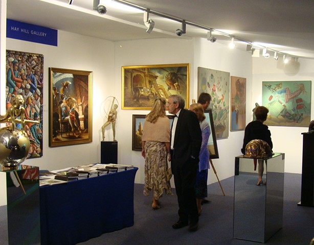 HayHill Gallery at Henley Festival