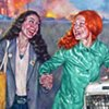 Laughing While Leaving A1 Limited Edition Giclee Print