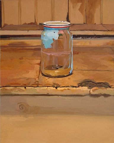 Painter's Jar