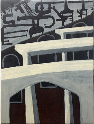Its All Gas Plants and Highways