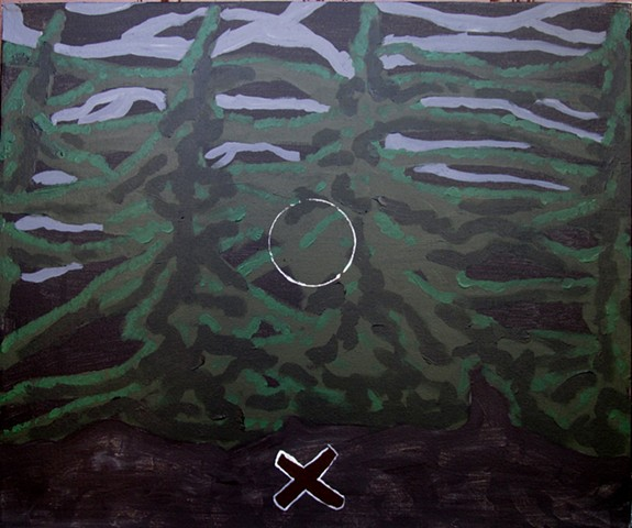 Area X Woodlands
