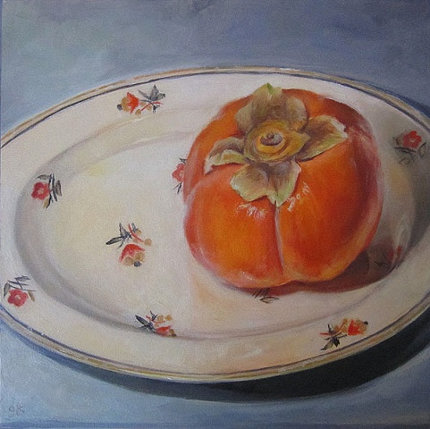 still life, fruit, oil painting