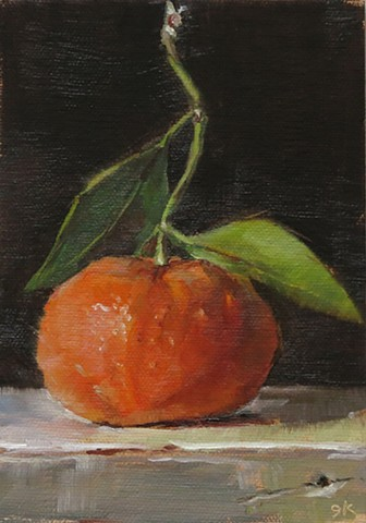 A Single Tangerine