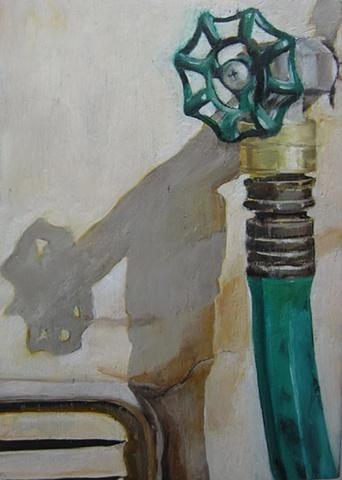 Green Faucet