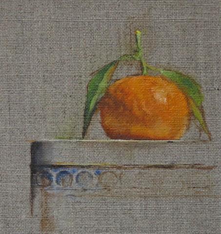 Study of a Single Tangerine